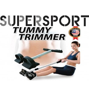 SUPERSPORT Tummy Trimmer Exercise Waist Abs Workout UNISEX Fitness Equipment Gym