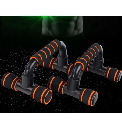 Push Up Bar Stands Fitness Equipment Home Gym Bars Muscle Training Body Building