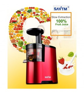 SUPERSPORT Multifunctional Electric Slow Juicer Easy Clean Extractor Machine