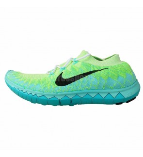 1 xNike Wmns Free 3.0 Flyknit Womens Run Running Shoes 636231103euro 37.5/us6.5/uk4