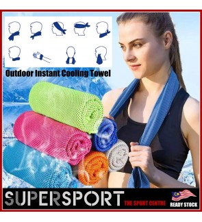 SuperSport Sports Towels Instant Cooling Ice Cold Towel Sports Gym Quick Dry Towels Microfiber Towel For Cycling Running Climbing Fishing ST08