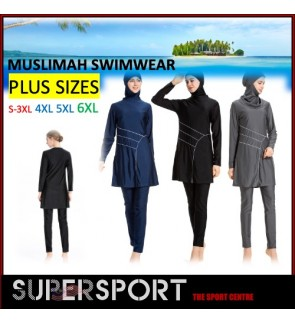 Muslimah Swimming Suit L021