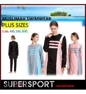 Muslimah Swimming Suit L028