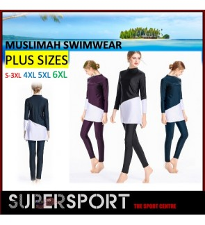 Muslimah Swimming Suit L039