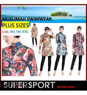 Muslimah Swimming Suit L057