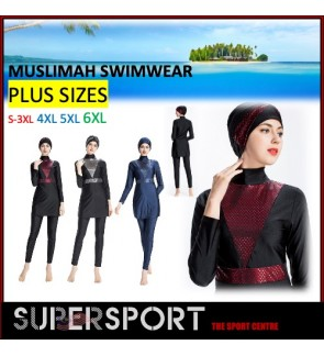 Muslimah Swimming Suit L066