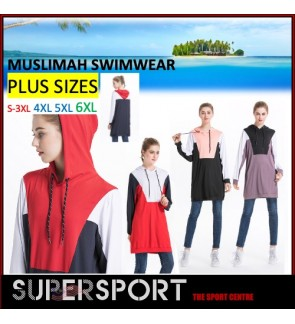 Muslimah Swimming Suit Y010