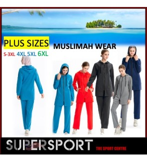 Muslimah Swimming Suit Y002