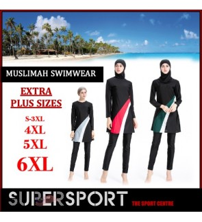Muslimah Swimming Suits LL012