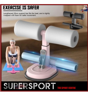 SUPERSPORT Exercise Sit-Up Bar T-Bar Home Fitness Equipment bodybuilding Workout Equipment Abdominal Plank Home Gym
