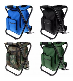 cooler backpack Foldable Fishing Chair