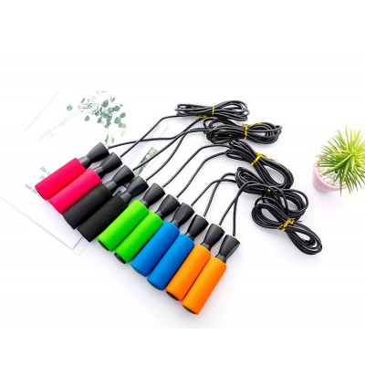 Jump Rope Speed Jumping Steel Wire Double Unders MMA Boxing Skipping Workout Fitness Exercise Training Adjustable Length